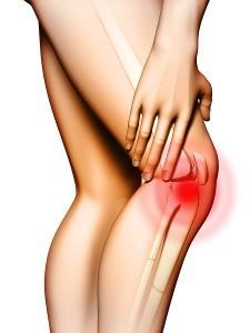 knee implant claim